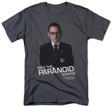 Person Of Interest - Paranoid T-shirts