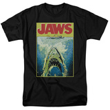 Jaws - Bright Jaws T-Shirt