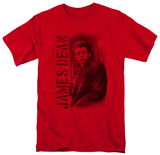 James Dean - Trenchcoat T-Shirt