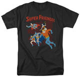 Justice League - Super Running T-Shirt