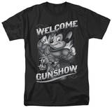 Mighty Mouse - Mighty Gunshow Shirt