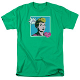 I Love Lucy - I Love Worhol Lol Shirts
