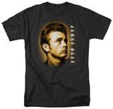 James Dean - Sepia Portrait T-Shirt