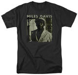 Miles Davis - Miles Portrait T-Shirt