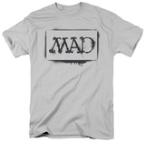 Mad Magazine - Stencil T-Shirt