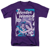 Wonder Woman - Human Shield T-shirts