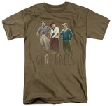The Three Stooges - Goof Balls T-shirts