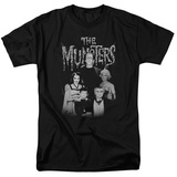 The Munsters - Family Portrait T-shirts