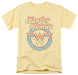 Wonder Woman - Faded Wonder T-shirts