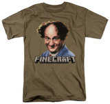 The Three Stooges - Finecraft T-shirts