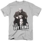 The Three Stooges - Guy Thing T-shirts