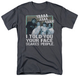 The Three Stooges - Scares People T-shirts