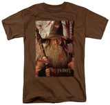 The Hobbit: An Unexpected Journey - Gandalf Poster Shirt