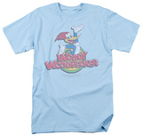 Woody Woodpecker - Retro Fade T-shirts