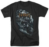 The Hobbit: An Unexpected Journey - Cast Of Characters Shirt