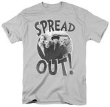 The Three Stooges - Spread Out T-shirts