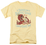 The Marvelous Misadventures of Flapjack - Danger T-Shirt