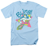 Wonder Woman - Bling T-shirts