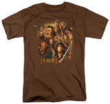 The Hobbit: The Desolation of Smaug - Middle Earth Group T-Shirt