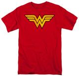 Wonder Woman - Wonder Woman Logo Dist T-shirts