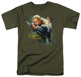 The Hobbit - Legolas Greenleaf T-Shirt