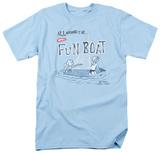 Wham-O - Fun Boat T-Shirt
