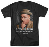 The Three Stooges - Try To Think T-Shirt