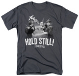 The Three Stooges - Hold Still T-shirts