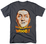 The Three Stooges - Woob Woob Woob T-shirts
