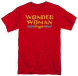 Wonder Woman - Wonder Woman Logo T-shirts