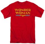 Wonder Woman - Wonder Woman Logo T-shirts