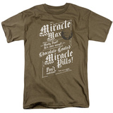 The Princess Bride - Miracle Max Shirts