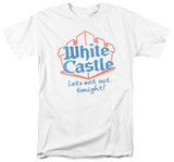 White Castle - Lets Eat Shirts