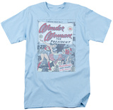 Wonder Woman- For President 100 Years In The Future T-shirts