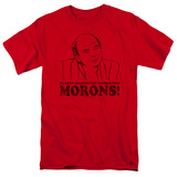 The Princess Bride - Morons T-shirts