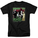 The Munsters - Normal Family T-shirts