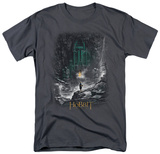 The Hobbit: The Desolation of Smaug - Second Thoughts T-shirts