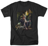 The Hobbit - Sword And Staff Shirts