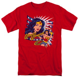 Wonder Woman - Pop Art Wonder T-Shirt