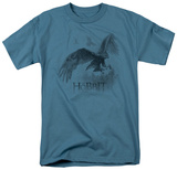 The Hobbit: An Unexpected Journey - Great Eagle Sketch T-shirts