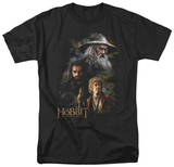 The Hobbit: An Unexpected Journey - Painting T-shirts