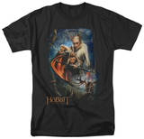 The Hobbit: The Desolation of Smaug - Thranduil's Realm Shirt