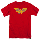 Wonder Woman - Rough Wonder T-Shirt