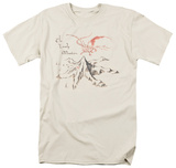 The Hobbit - Lonely Mountain T-shirts