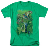 Wildlife - Summertime Estrn Bluebird T-shirts
