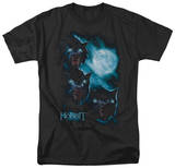 The Hobbit: An Unexpected Journey - Three Warg Moon Shirts