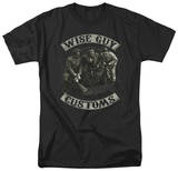 The Three Stooges - Wise Guy Customs T-Shirt