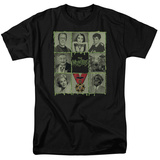 The Munsters - Blocks Shirts
