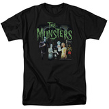The Munsters - 1313 50 Years T-Shirt