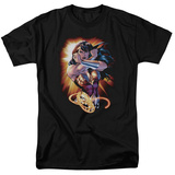Wonder Woman - Wonder Rays T-shirts